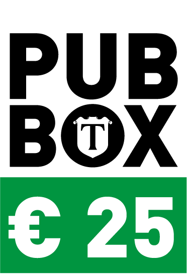 Drie gangen pubfood diner box